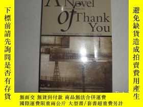 二手書博民逛書店Novel罕見of Thank YouY25820 by Ms