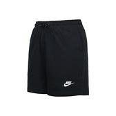 NIKE 女運動短褲(純棉 休閒 針織 慢跑 路跑≡體院≡ CJ3755-011