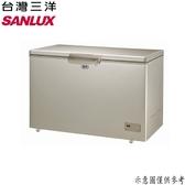 【SANLUX台灣三洋】386公升 風扇式無霜冷凍櫃 SCF-386GF