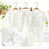 嬰兒純棉衣服新生兒禮盒套裝0-3個月6秋冬夏季剛出生初生寶寶用品