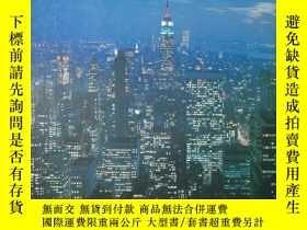 二手書博民逛書店罕見MANHATTAN(曼哈頓,彩色圖集)17608 Bill