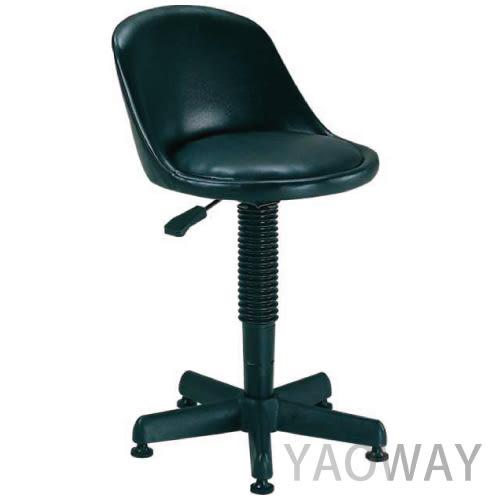 【耀偉】氣壓低吧椅B241-餐椅/會客椅/洽談椅/工作椅/吧檯椅/造型椅/高腳椅/