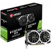 MSI 微星 GeForce GTX 1650 VENTUS XS 4G OC 顯示卡