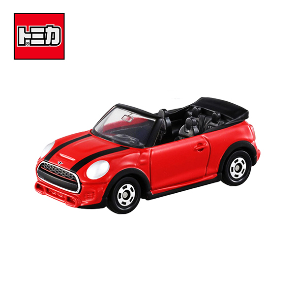 【日本正版】TOMICA NO.37 MINI JOHN COOPER WORKS JCW 玩具車 多美小汽車 - 879411