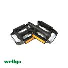 Wellgo 登山車腳踏M273DU/城市綠洲(自行車、腳踏、反光、防滑、省力)