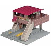 《 TAKARA TOMY 》PLARAIL 鐵路系列 J-25橋上車站 / JOYBUS玩具百貨
