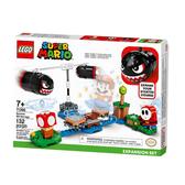71366【LEGO 樂高積木】超級瑪利歐系列 - 大炮彈刺客
