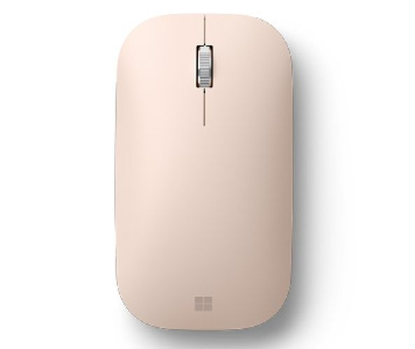 (新色上市) Microsoft 微軟 Surface Mobile Mouse 藍牙無線滑鼠 (砂岩金)
