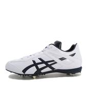 Asics Neorevive LT 2 [SFS106-0150] 男鞋 棒壘球 訓練 釘鞋 舒適 止滑 亞瑟士 白藍