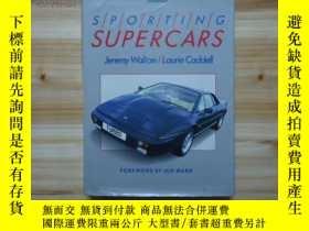 二手書博民逛書店SPORTING罕見SUPERCARS【精裝】Y20621 看圖