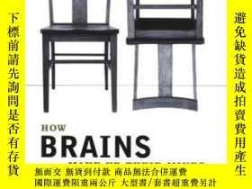 二手書博民逛書店How罕見Brains Make Up Their MindsY