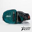 【PolarStar】健行水壺腰包『綠』P20806 露營.戶外.旅遊.自助旅行.多隔間.腰包.休閒包.側背包