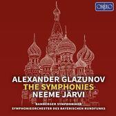 【停看聽音響唱片】【CD】葛拉祖諾夫:交響曲全集 尼米.賈維 指揮