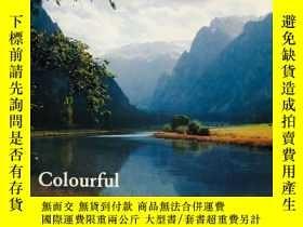 二手書博民逛書店Colourful罕見Austria 英文原版-《多彩的奧地利》