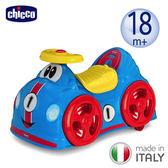 chicco二合一360度旋轉訓練車-天空藍