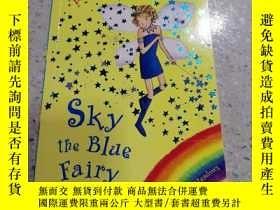 二手書博民逛書店sky罕見the blue fairy藍天仙女Y212829