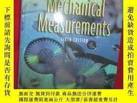 二手書博民逛書店Mechanical罕見Measurements (6th Ed
