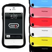 【東西商店】imymee Shockproof iPhone 4S/4 波浪型保護殼