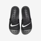 Nike Kawa Shower [832528-001] 男女 涼鞋 拖鞋 休閒 海灘 游泳 戲水 輕量 防水 黑白