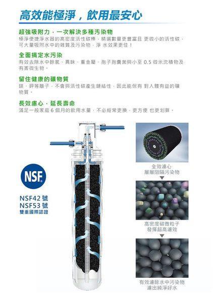 【天耀淨水】3M SGP-165-BN【咖啡機適用除垢淨水器】餐飲商用淨水過濾設備