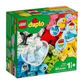 LEGO 樂高 Duplo 得寶系列 10909 心型盒 【鯊玩具Toy Shark】