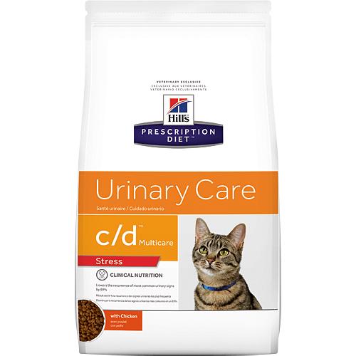 【寵物王國】希爾思c/d Multicare Stress泌尿道護理舒緩緊迫貓處方1.5kg
