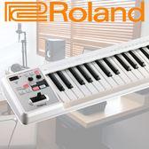 【非凡樂器】Roland A-49 可攜式控制鍵盤 / 白色款 / 公司貨保固