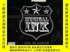 二手書博民逛書店Musical罕見InkY346464 Jon Blacker