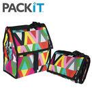 美國 packit 行動式摺疊冰袋/多功能冷藏袋 - 樂活繽紛