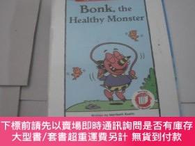 二手書博民逛書店Bonk罕見the Healthy Monster (8冊合售)Y9740 LEVELED BOOK.J LE