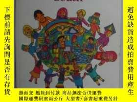 二手書博民逛書店【英語】英語原版書罕見《 Cooperation South (
