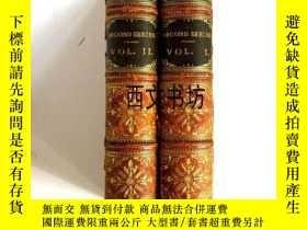 二手書博民逛書店【罕見】1830年 《蘭開郡的傳統》上下冊 ROBY: TRAD