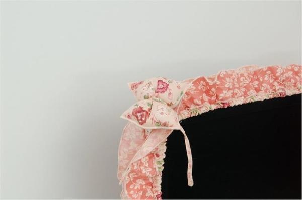 [超豐國際]棉布藝 電腦圍 電腦罩 電腦套 顯示器防塵套 顯