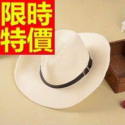 牛仔帽-美式必買自信紳士男帽子4色57j1[巴黎精品]
