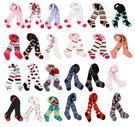 秋冬小童連襪褲,款式眾多,按性別尺寸 隨機出