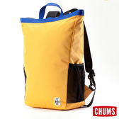 CHUMS 日本 Eco 兩用後背包 手提包 草黃 CH602129Y033