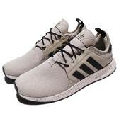 adidas 休閒慢跑鞋 X_PLR 灰 黑 潑墨 反光設計 運動鞋 男鞋【PUMP306】 BY9255