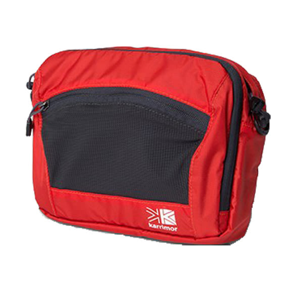 [Karrimor] trek carry front bag 斜背包 火紅 (T536F002TCFBF)