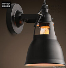 INPHIC- 可調節鐵藝工業風美式復古個性玄關樓梯牆壁燈創意陽臺壁燈-C款_S197C