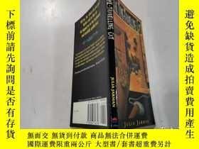 二手書博民逛書店the罕見time-travelling cat:時間旅行的貓Y212829 不祥 不祥
