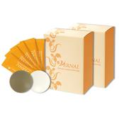 vernal 唯娜露2分鐘調理煥膚膜(0.5g×30包入) 2盒加送5包、W洗顏皂10g日本製