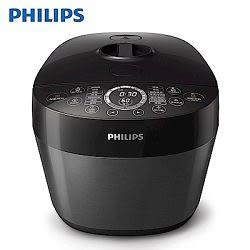 福利品 限量2組 飛利浦 PHILIPS 雙重溫控智慧萬用鍋HD2141