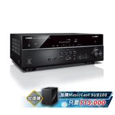 Yamaha RX-V485 AV擴大機