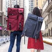 畫板袋柏倫斯畫板袋4k開成人畫袋畫架包美術藝考畫包素描畫板包多功能 快速出貨 YYP