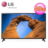 【LG 樂金】49型 Full HD 電視(49LK5700PWA)