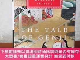 二手書博民逛書店The罕見Tale of Genji 源氏物語 Murasaki Shikibu 紫式部 everyman s l