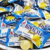 馬來西亞 BF薄荷玫瑰鹽檸檬糖100g 嚐鮮-艾發現