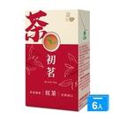 波蜜靠茶初茗紅茶250ml x 6【愛買】