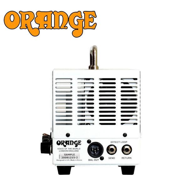 小叮噹的店-英國 ORANGE TB500 Amp 真空管 音箱頭 擴大機 Bass Terror (TB500-H)