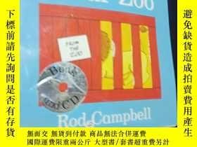 二手書博民逛書店The罕見Pop-up Dear Zoo (Book & CD)